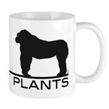 Gorilla Small Mugs