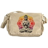 Buddha Messenger Bag