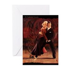 It Takes Two Greeting Cards (Pk of 10)