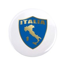 "italian pride 3.5"" Button (100 pack)"