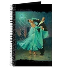 Waltz in a Blue Moon Journal