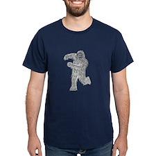 Dancin' Sasquatch T-Shirt