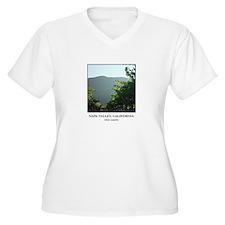 Vineyards at Sunset T-Shirt