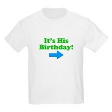 Cute Twin birthday T-Shirt