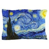Van Gogh - Starry Night Pillow Case