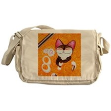Ramen's Haven Messenger Bag