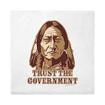 Trust the Government Queen Duvet