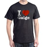 I love Gaige T-Shirt