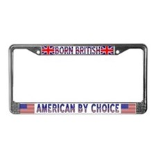 Born British American by Choice Lic. Fr.