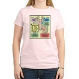Cute Cardiac nurse T-Shirt