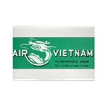 Air Vietnam Rectangle Magnet (100 pack)