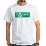 Air Vietnam White T-Shirt