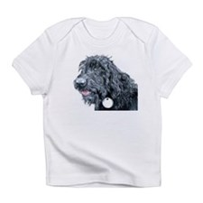 Black Labradoodle #3 Infant T-Shirt