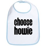 Choose Howie! Bib