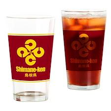 """""""Shimane-ken"""" Drinking Glass"""