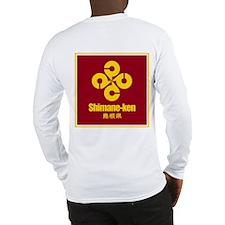 """Shimane-ken"" Long Sleeve T-Shirt"