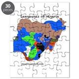 Cute African language Puzzle