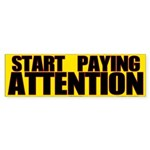 Start Paying Attention