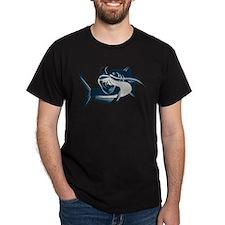 catfish swimming up T-Shirt