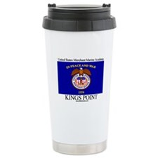 USMM Flag Ceramic Travel Mug