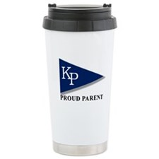 Proud Parent Ceramic Travel Mug