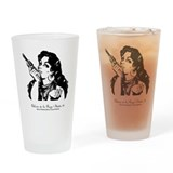 Adelita Drinking Glass
