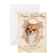 Funny Chihuahua Mother's Day Card