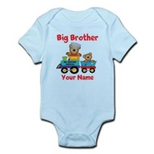 Big Brother Train Infant Bodysuit