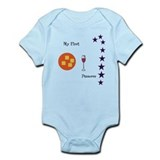 1at Passover Infant Bodysuit