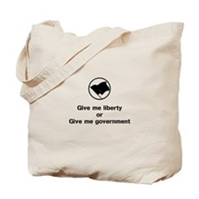 Give Me Liberty Tote Bag