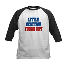Little Scottish Tough Guy Tee