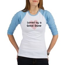 Loved by a Great Dane Shirt