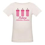 Future Activities Director Gift Organic Baby T-Shi