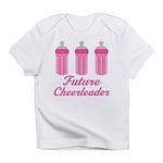 Future Cheerleader Gift Infant T-Shirt