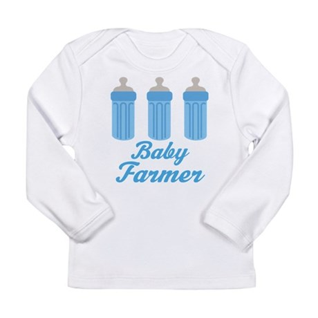 Future Farmer Gift Long Sleeve Infant T-Shirt