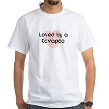 Loved by a Cavapoo Shirt
