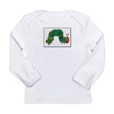 Cute Caterpillar Long Sleeve Infant T-Shirt