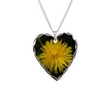 Unique Dandelion Necklace