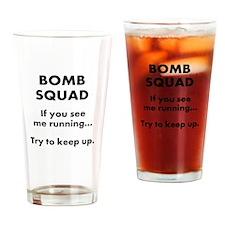Bomb Squad Range Drinking Glass