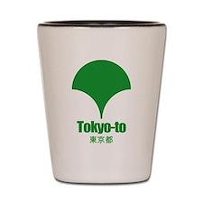 """""""Tokyo-to"""" Shot Glass"""