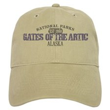Gates Of The Artic Alaska Baseball Cap