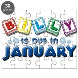 Billy is Due in January Puzzle
