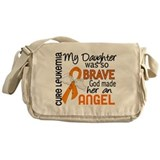Angel 2 Leukemia Messenger Bag
