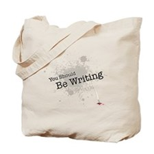 You should be writing Tote Bag
