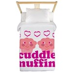 Cuddle Muffins Twin Duvet