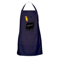 You should be writing (pen) Apron (dark)