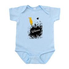 You should be writing (pen) Infant Bodysuit
