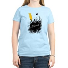 You should be writing (pen) Women's Light T-Shirt