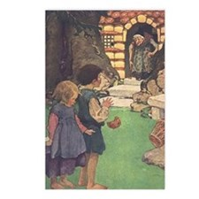 Smith's Hansel & Gretel Postcards (Package of 8)