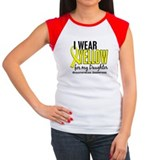I Wear Yellow 10 Endometriosis Tee